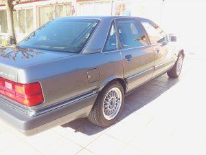 Audi 200 20 quattro turbov - BBS 3
