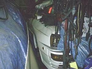 Audi Enterée petite