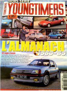 Young Timer - Hors série l'almanach 1980 - 89