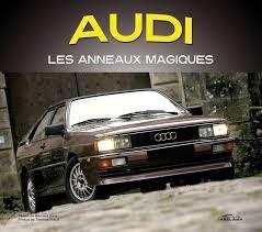 Audi Les anneaux magiques
