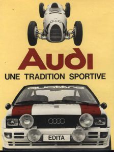 Web AUDI Une traduction sportive